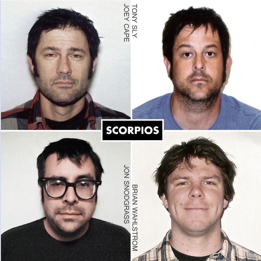Scorpios Album Cover